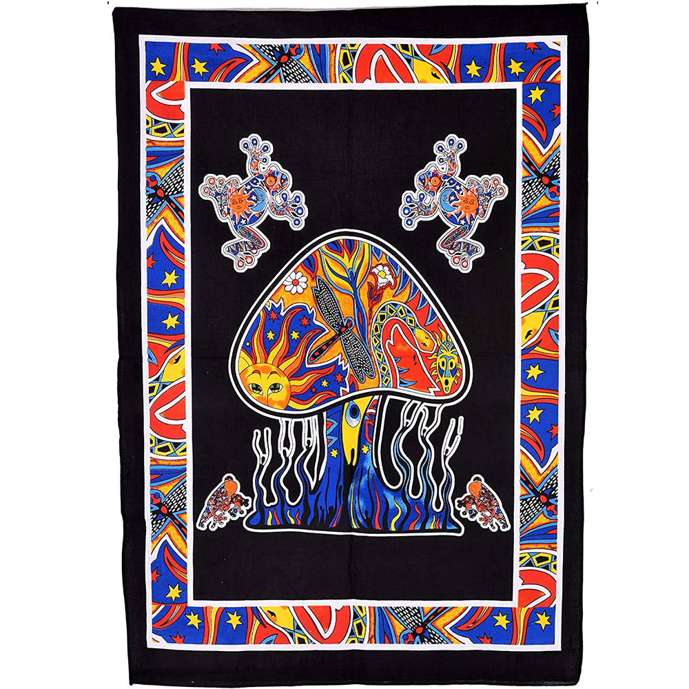 100% Cotton Handmade Naptoal Wall Hanging Tapestry Online